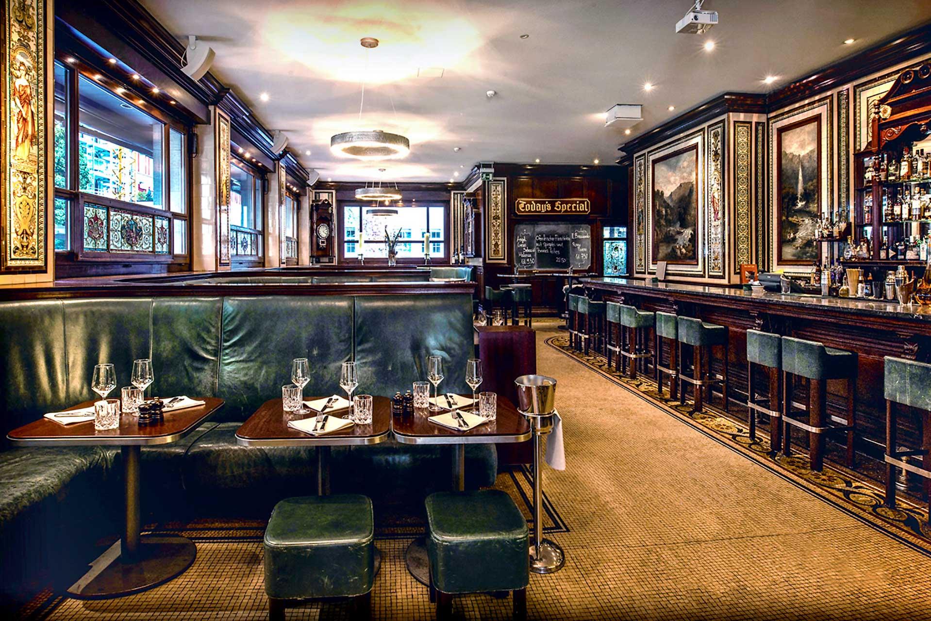 Restaurant James Joyce